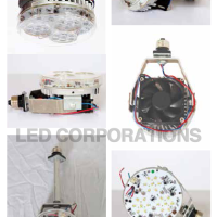 LED Flood Light Retrofit Kit 75w – 135w LS Yoke